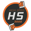 HS high speed aluminium