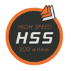 HSS high speed steel